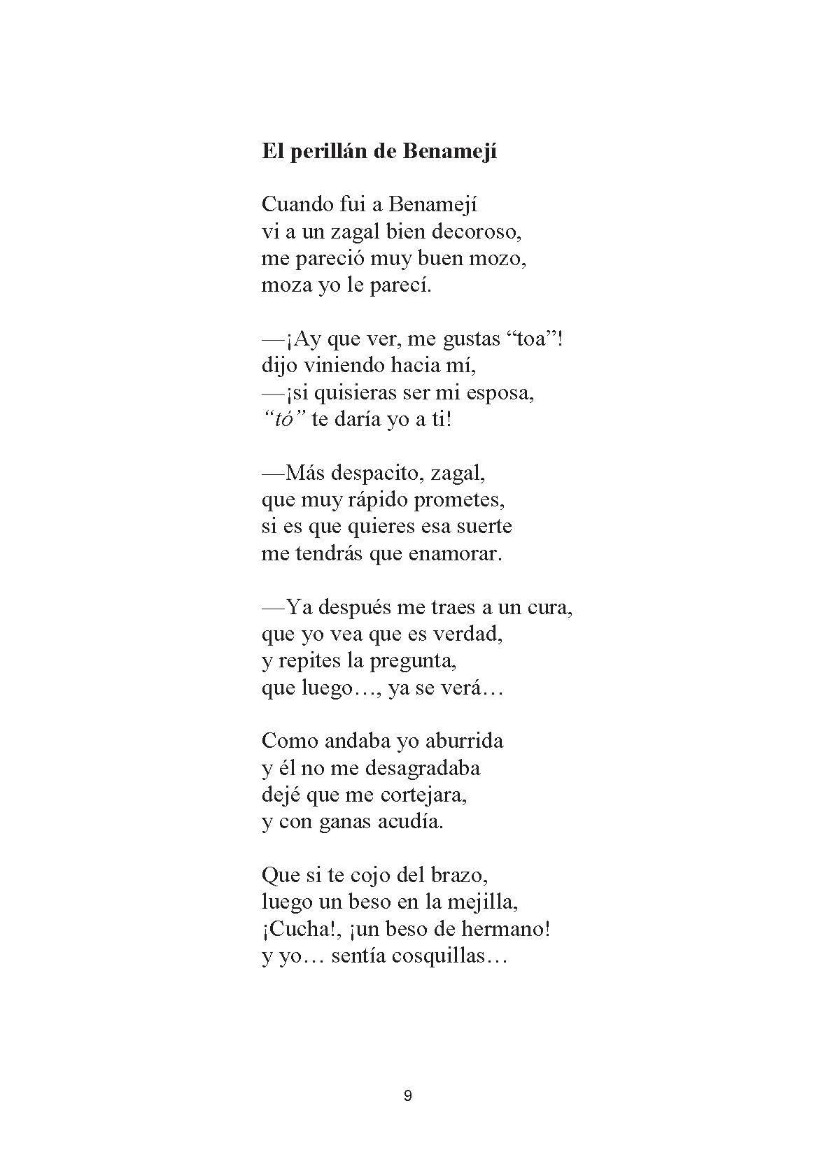 poemas rusticómicos esmeralda carroza garcía