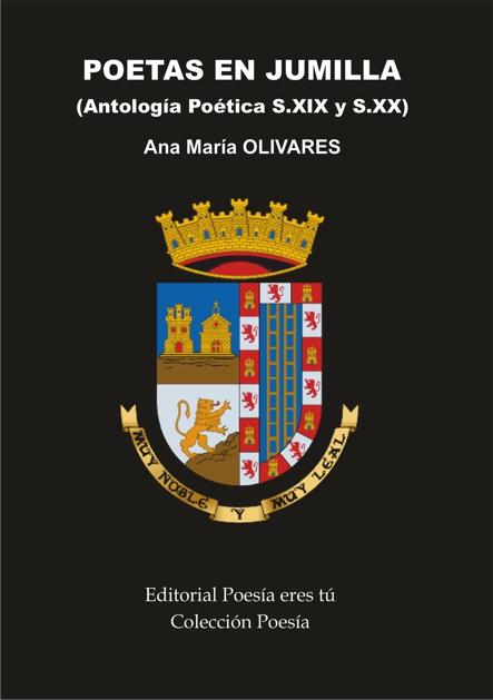 Ana María Olivareses laeditora de Poetas en Jumilla. La poeta acaba de publicar un libro de poesía con la Editorial Poesía eres tú