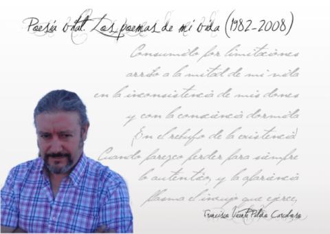 """Pedro Paricio Damian: """"El amor es lugar común para toda persona que escribe poesía"""""""