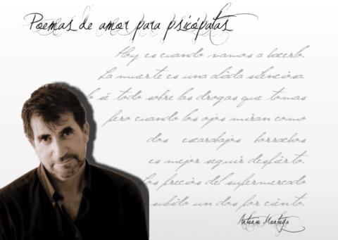 """Antonio Montoya : """"Creo que la poesía es la forma de expresión más rotunda que existe, la más sincera, la más descarnada"""""""