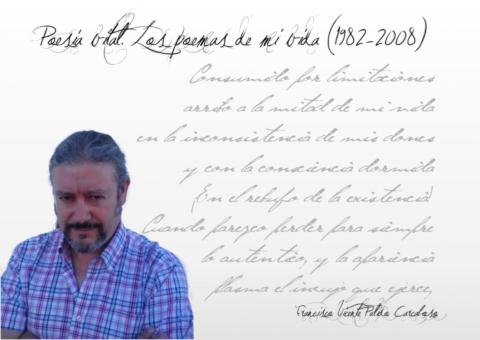 """Francisco Pulido: """"La poesía es el hombre mismo conociendo su propia esencia""""."""
