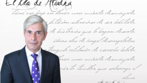 """Felipe Espilez: """"El lenguaje es fundamental porque es el medio por el que se expresa el poeta"""""""