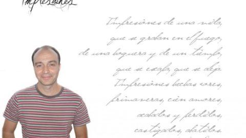 """Luis García Alonso: """"Para mí la poesía es una especie de diálogo entre el mundo interior y el que nos rodea, que nos permite conocernos mejor como personas""""."""