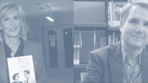 Nieves Herrero y Antonio Daganzo ganadores de los Premios de la Crítica de Madrid de novela y poesía respectivamente