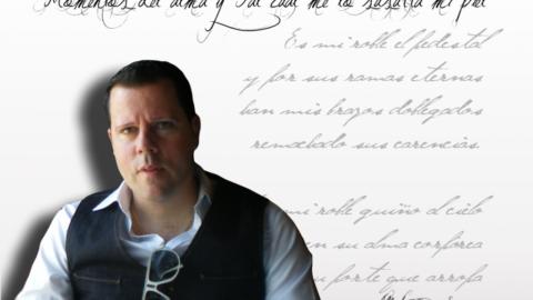 """Alberto Cuenca Serrano: """"Creo que el amor en todas sus vertientes forma parte de la poesía y del poeta"""""""