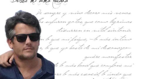 """Ignacio Monfort González: """"Siempre me ha encantado la escritura desde pequeño"""""""