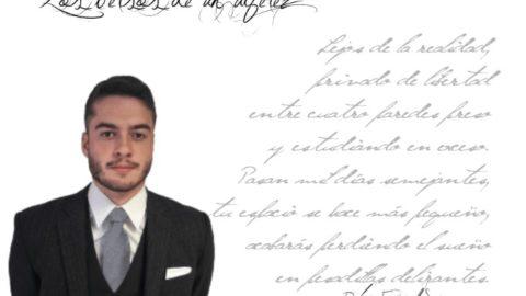 """Pablo Mora Guillem: """"Evitar el uso del lenguaje coloquial en la poesía no significa alejarse del lector"""""""