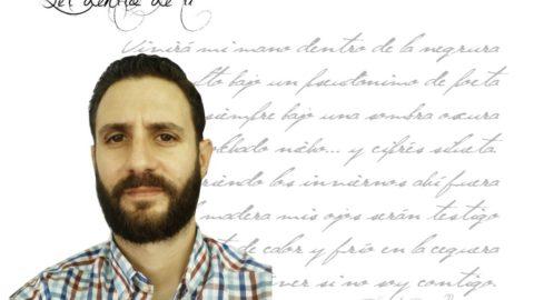 """Fernando Marín Calleja: """"A través de la búsqueda de la rima y la métrica considero que mis poemas adquieren más calidad, profundidad y complejidad"""""""