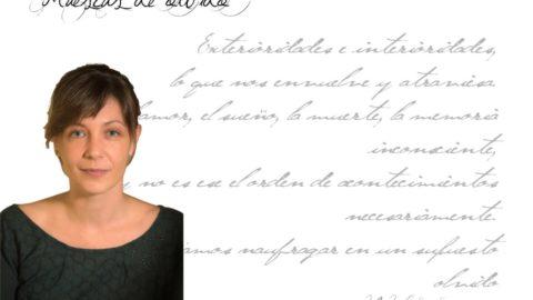 """Julia Valiente Garrido: """"Cualquier tipo de arte es un gesto de valentía"""""""