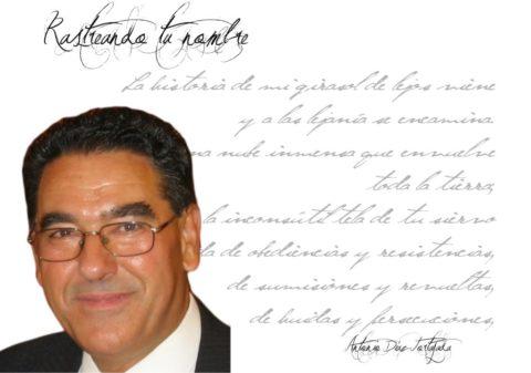"""Antonio Díaz Tortajada: """"La poesía mística no pasa nunca, y hoy en día tiene una vigente actualidad o un perfil más acentuado."""""""