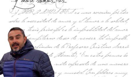 """Luis Miguel Sanmartín: """"Las sombras, lo oculto, lo turbio son formas sensuales de la existencia"""""""