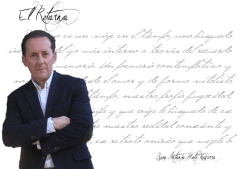 """Juan Antonio Mota Navarro: """"La poesía es mi género literario por excelencia como lector y autor."""""""