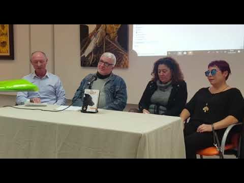 Presentación del libro de Conchi Andrada CON XALINA AL INFINITO en Marbella